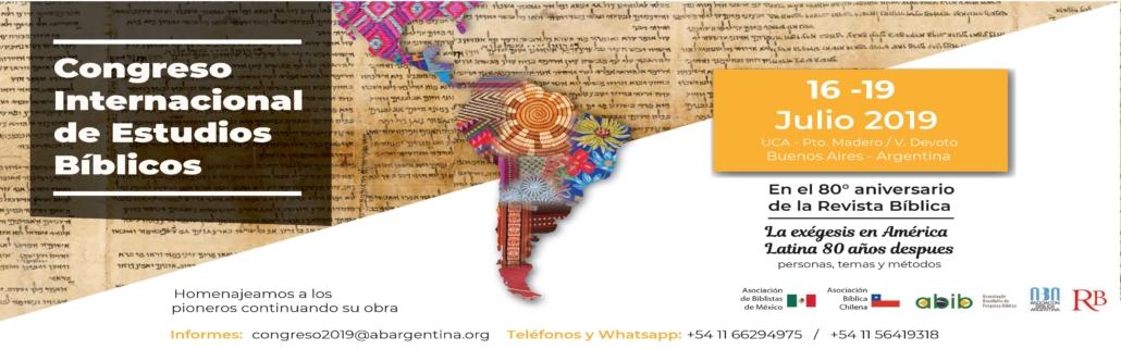congreso biblico